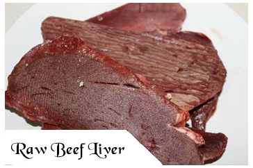 Raw Pet Food - Beef Livers