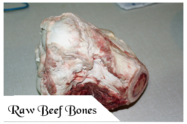 Raw Pet Food - Beef Bones